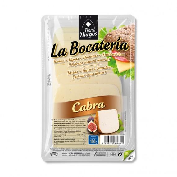 ¡queso en lonchas cabra 100g