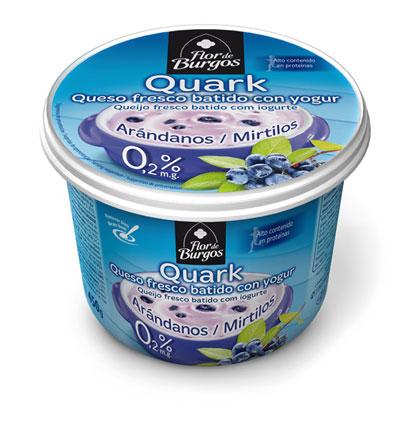 quark arandanos 450g