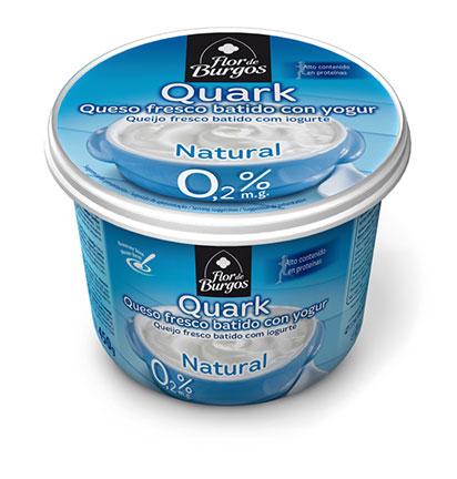 quark natural 450g