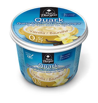 quark vainilla 450g
