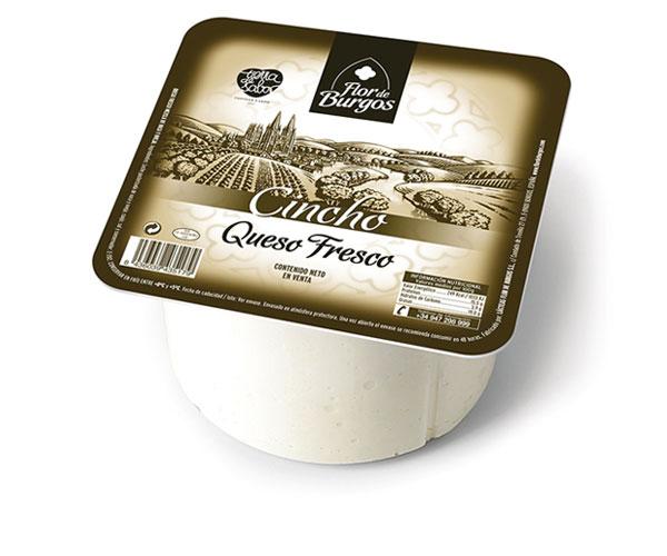 queso fresco tradicional cincho gran formato 1,7kg