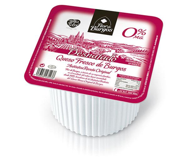 queso fresco tradicional desnatado gran formato 2kg