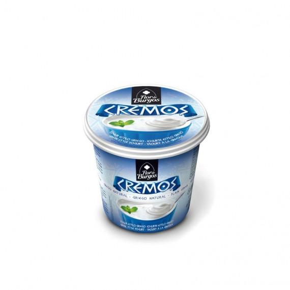 yogur griego natural cremos 650g