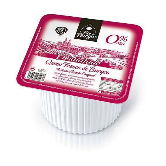 queso fresco tradicional desnatado 2kg