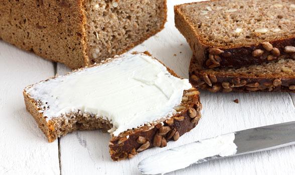 foto bodegón de crema de queso, catálogo general