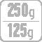 gramaje-60x60px-peso-neto-250g-125g