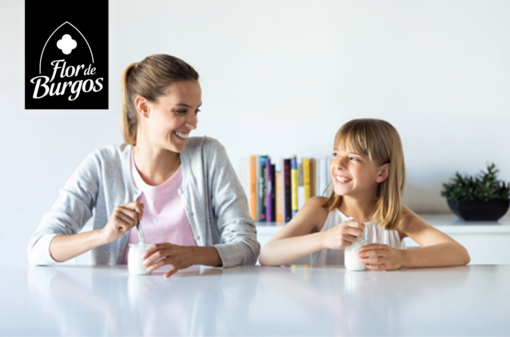 beneficios de los lácteos para los más pequeños