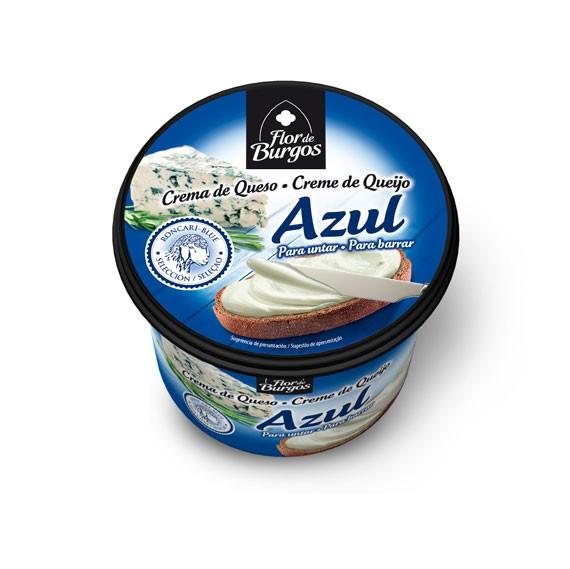 crema de queso para untar queso azul 500g