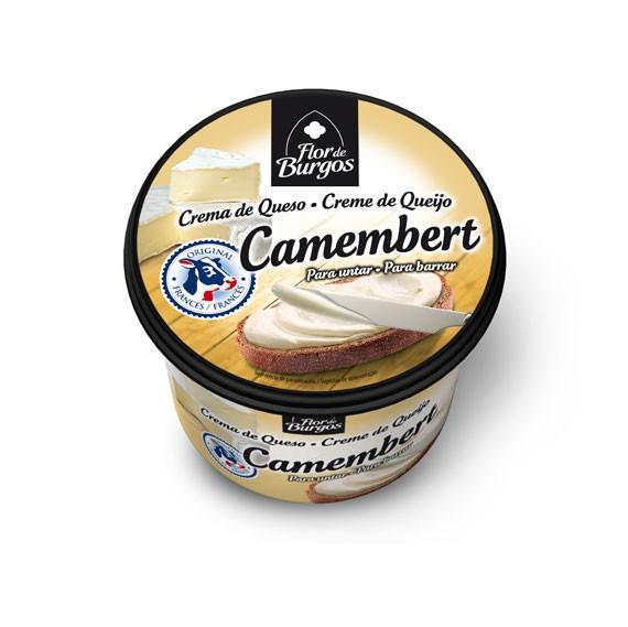 crema de queso para untarcamembert 500g