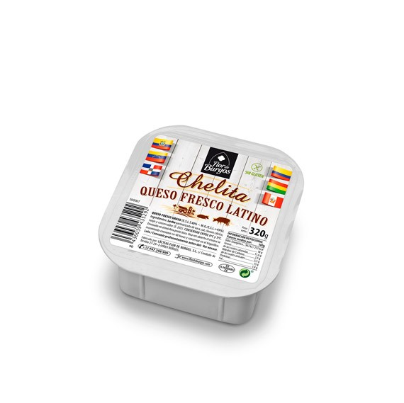chelita latin fresh cheese 320g